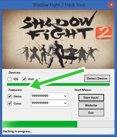 apk shadow fight 2 hack ios